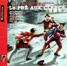 Le pre aux Clercs / Louis-Ferdinand HEROLD / (2 CD) / NEUF
