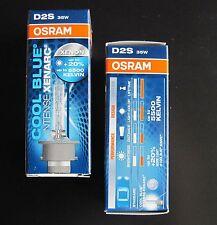 2 unidades new & original! d2s OSRAM 66240cbi 5500 ° K nuevo