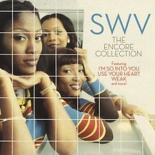 FREE US SH (int'l sh=$0-$3) NEW CD Swv: Encore Collection