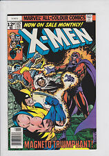 X-Men #112 Pence Copy VF+ Free UK P&P Marvel Comics Scan