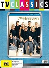 7Th Heaven: S6 The Sixth Season DVD R4