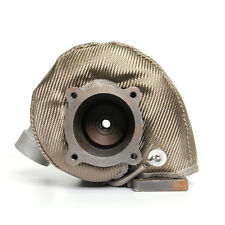 Hiwow GTX/3582 Titanium Turbo Charger Blanket Heat Shield Cover New Arrival