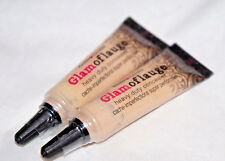 2x Hard Candy Glamoflauge Heavy Duty Concealer - Light