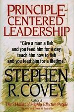 """""""Principle-Centered Leadership"""" by Stephen R. Covey (1991, Hardcover)"""
