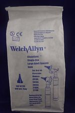 Welch Allyn 52135 KleenSpec Large Adult Specula Tips 5mm Bag of 500 NEW