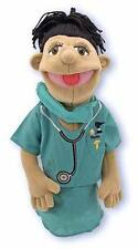 SURGEON / DOCTOR  PUPPET ~Melissa & and Doug #2550  FREE SHIPPING in USA