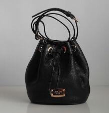 MICHAEL KORS Damen Tasche DRWS CROSSBODY Leder Modell:JULES black 35H5GJLC3L