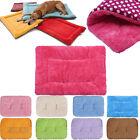 Dog Blanket Pet Fleece Cushion Small Large Dog Cat Bed Puppy Soft Warm Sleep Mat