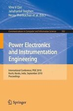 Power Electronics and Instrumentation Engineering : International Conference,...