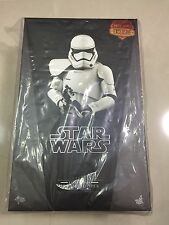 Hot Toys MMS 316 Star Wars First Order Stormtrooper Squad Leader (Exclusive) NEW