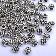Wholesale Tibetan Silver, Gold, Bronze, Loose Charms Spacer Beads 4X4MM B1028