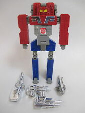 "Transformers G1 Cassettes ""GRANDSLAM + RAINDANCE"" w/ Weapons C8.5+ shape 1988"