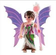 Playmobil Mystery Figure Series 9 5599 Fairy Purple Wings Staff NEW