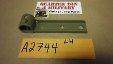 Jeep Willys MB A2744 Top bow stowage bracket LH perfect reproduction G503
