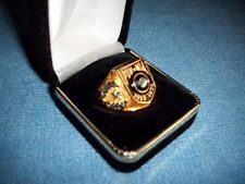 Vietnam POW-MIA Ring Mens Size 14 - Franklin Mint - NEW