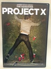 PROJECT X, DVD