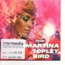 (590F) Martina Topley Bird, Poison - DJ CD