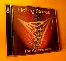 CD The Rolling Stones Voodoo Kiss 25 TR (2 x CD ) 1994 KTS Italy Rock MEGA RARE