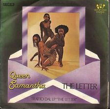 10282 QUEEN SAMANTHA  THE LETTER