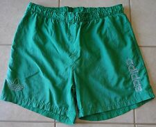 Adidas Originals 90's Vintage Mens Nylon Athletic Shorts Running Soccer MEDIUM