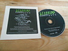 CD Indie Stabbing Westward - Darkest Days (16 Song) Promo COLUMBIA SONY cb