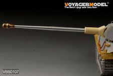 Voyager VBS0107 1/35 WWII German King Tiger Barre (Porsche Turret Early version)