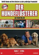 Der Hundeflüsterer - Staffel 1 [6 DVD Set] Cesar Millan Neu