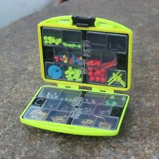 LURE Carp fishing terminal tackle box-hooks Swivels lead clips sinker etc