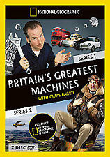 Britain's Greatest Machines Series 1 & 2 [DVD]