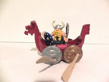 FISHER PRICE ~ GREAT ADVENTURES VIKING's FURY  - FREE SHIPPING!