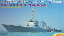 Dragon 7029 1/700 USS Destroyer DDG-51 Arleigh Burke