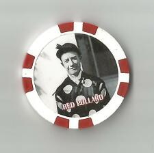 RED POLLARD PORTRAYED  IN SEA BISCUIT  MOVIE HORSE RACING COLLECTOR CHIP