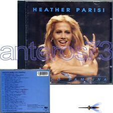 "HEATHER PARISI ""DISCO BAMBINA"" RARISSIMO CD SIGLA TV ITALO DISCO"