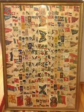 Tobacco Silk Collage Including Christy Matheson & Other Baseball Penn Drake Cal