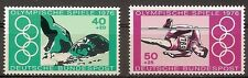 Deutschland 1976, Nr. 886-887 Olympische Sommerspiele, Montreal postfrisch mnh