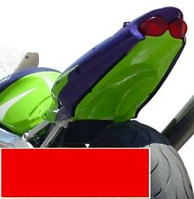 98-02 Kawasaki ZX6R / 05-08 ZZR600 Hotbodies ABS Undertail -Firecracker Red 2000