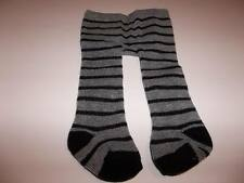 "Black and Gray Striped Tights made for18"" American Girl Doll Clothes Accessories"
