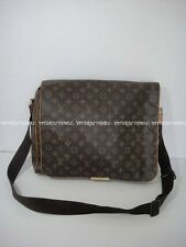 Authentic Louis Vuitton Valmy MM Monogram Canvas Messenger Shoulder Bag