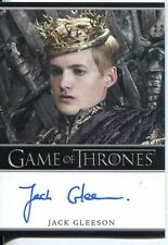 Games Of Thrones Season 1 Joffrey Baratheon Autograph Card Very Limited