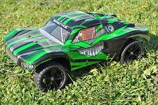 E10SCLG Automodello Elektrischer Brushless 4x4 HIMOTO Short Kurs Truck SPATHA1/