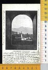 44805] BRESCIA - FRANCIACORTA - COLOMBARO _ 1928
