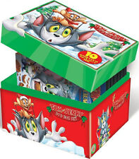 Tom And Jerry . Big Box . 10 Action Packed DVDs . DVD Box Set . NEU & OVP