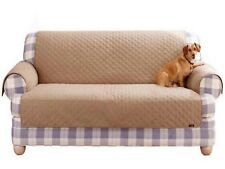 SUREFIT - LOVESEAT PET DOG FURNITURE SLIP COVER PROTECTOR COTTON DUCK