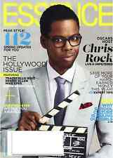 Essence Magazine March 2016 Chris Rock, The Hollywood Issue Live & Unfiltered
