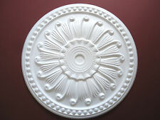 Ceiling Rose Size 460mm - 'Balmoral 1' Lightweight Polystyrene *We Combine P&P*