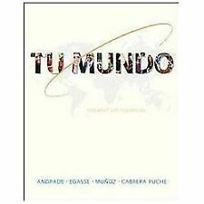 TU MUNDO / YOUR WORLD - JEANNE EGASSE, ET AL. MAGDALENA ANDRADE (HARDCOVER) NEW