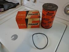 Vintage Fram CH106PL Cartridge Oil Filter Chevy Olds Pontiac Buick GMC Cadillac