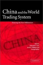 China and the World Trading System : Entering the New Millennium (2003,...