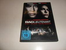DVD  Bad Lieutenant - Cop ohne Gewissen