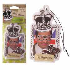 Mr Bean Queen Raspberry Scented Air Freshener Car Office Home Gym Novelty Gift